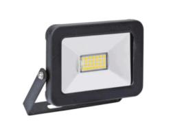 Wink LED noir 10W - projecteur LED - éclairage domestique - ECO ENERGIE