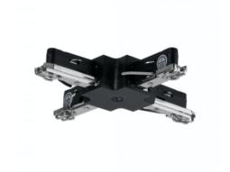 Urail connecteur X stuck 104x104mm - suspension LED - éclairage domestique - ECO ENERGIE