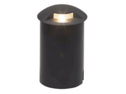 Spot extérieur Tritox anthracite 3W - encastré de sol LED - éclairage domestique - ECO ENERGIE